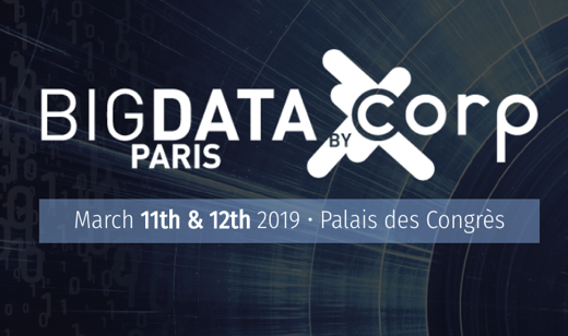 Big Data Paris by Corp, événement informatique